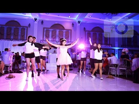 Quinceanera Surprise Dance | Emily Perez