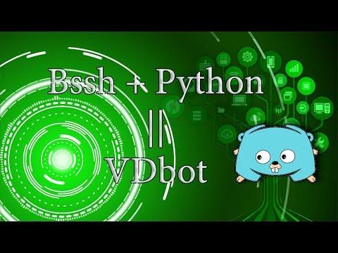 Скрипт установки Discord-Bota для VK на сервер под управлением Linux