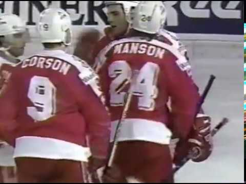 World Ice Hockey Championship 1993 Semifinal: Canada vs Russia