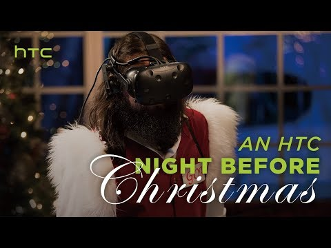 An HTC Night Before Christmas