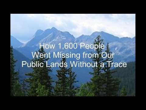 How 1600 People Went Missing Without a Trace