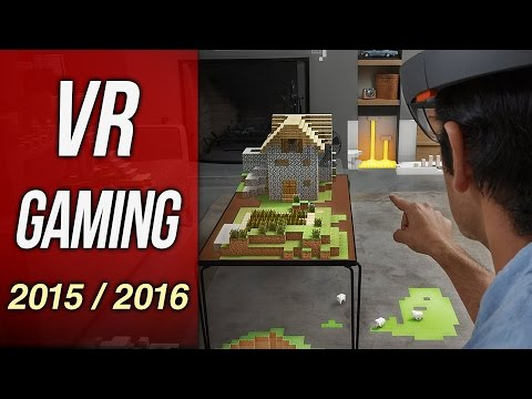 Upcoming AR & VR Gaming Devices