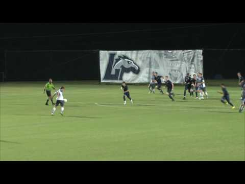 Longwood University Men's Soccer vs Pittsburgh 9/26/16