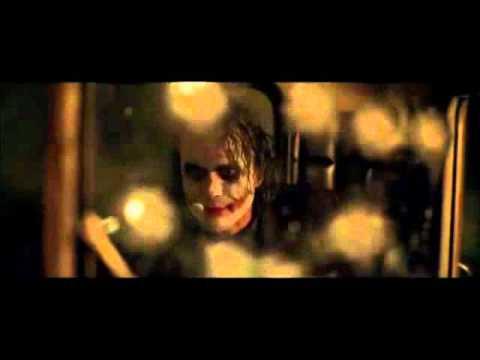 Dark Knight Homage To The 1989 Batman Vs Joker Showdown