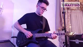 Szkoła Muzyczna MAESTRO w Biłograju - nauka gry na gitarze elektrycznej
