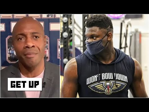 The Pelicans need to be smart with Zion Williamson's minutes - Jay Williams | Get Up