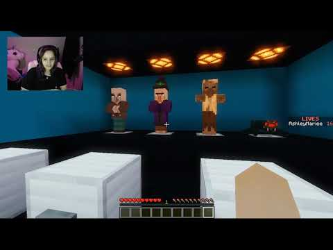 Minecraft: ODD ONE OUT