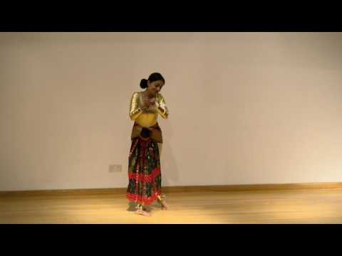 Indus Illusions performance by Shammi Pithia at the Brunei Gallery, SOAS University of London