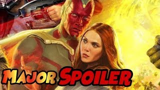 Avengers 4 Casting Call May Reveal Major Scarlet Witch And Vision Spoiler