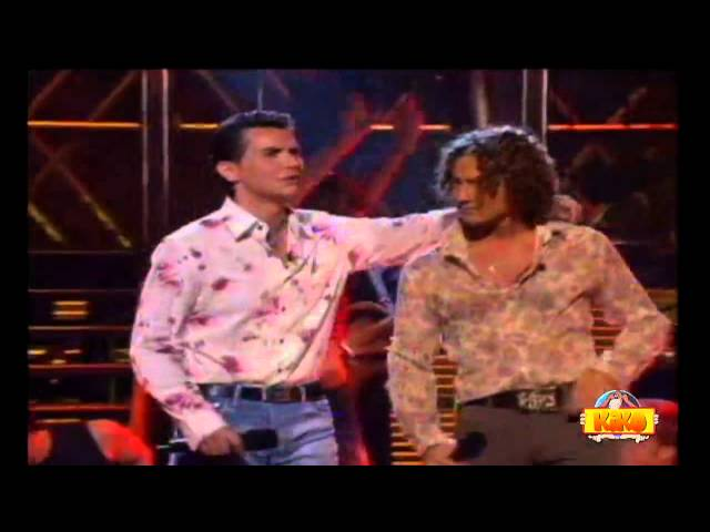 DAVID CIVERA y DAVID BISBAL - Rosas y espinas (TV) Videos De Viajes