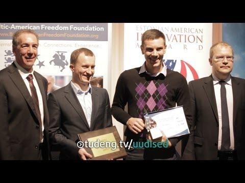 USA saatkond kuulutas välja Eesti-Ameerika Innovatsiooni auhinna võitja | Uudised