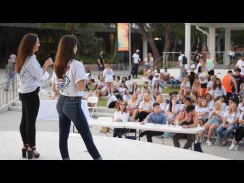 Frats At Bat 2017 | University of Miami-Tridelta