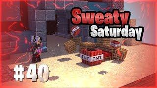 Hypixel Bedwars | Sweaty Saturday Ep. 40 (ft. Blundel)