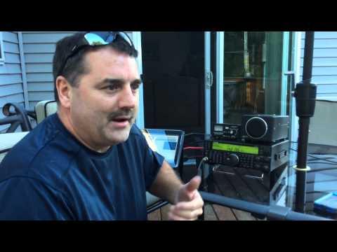 Ham Radio DX On Very Short Antenna - A Must See NXØP