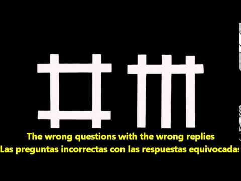Depeche Mode- Wrong - sub español e inglés