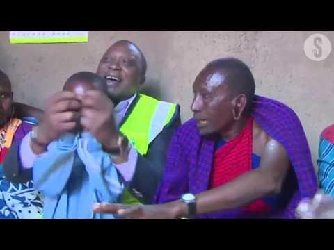 Hosting President Uhuru Kenyatta