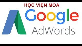 Hướng dẫn Thực hành chạy quảng cáo trên google Adwords 2016