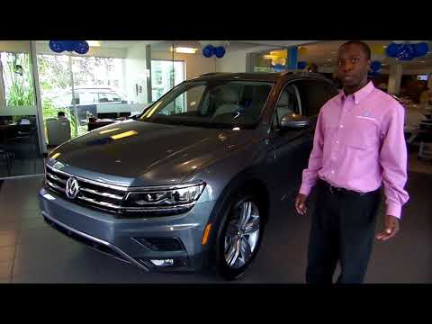 2018 VW Tiguan - Intro and some features