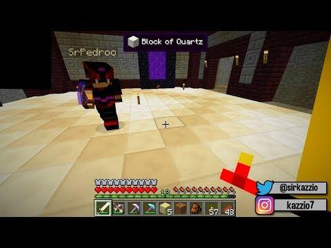 Minecraft ADR #37 - AS PRIMEIRAS DUAS VÍTIMAS DA VINGANÇA ! (c/ SrPedro)