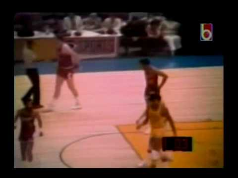 1975 NBA Playoffs: Bulls vs Warriors (4th Quarter)