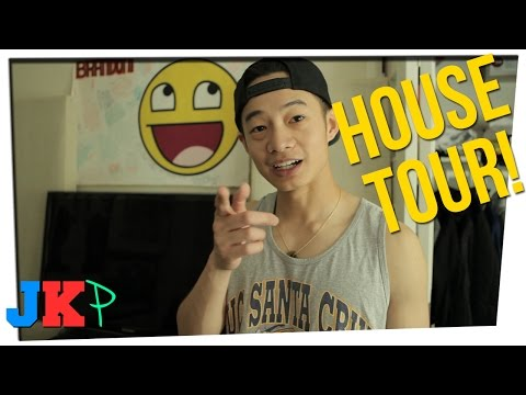 House Tour with Brandon Choi