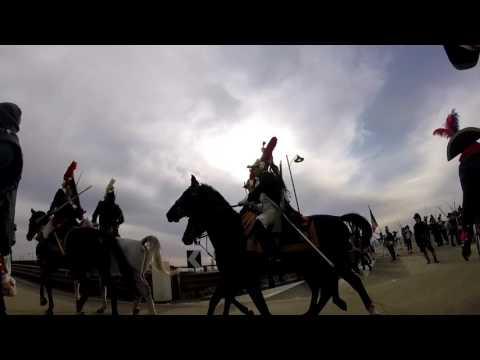 Commémoration des 220 ans de la bataille d'Arcole