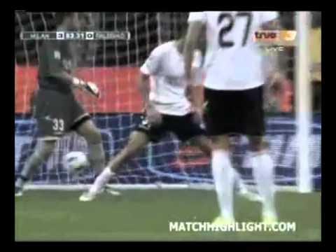 AC Milan Vs Palermo - 3-0 - All Goals -...