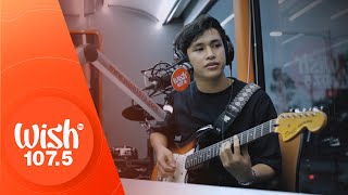 "Paolo Sandejas performs ""Sorry"" LIVE on Wish 107.5 Bus"