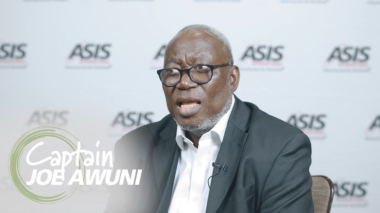 Download Captain Joe Awuni   #MyASIS