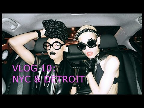 Stevie Boi VLOG 10: NYC & DETROIT