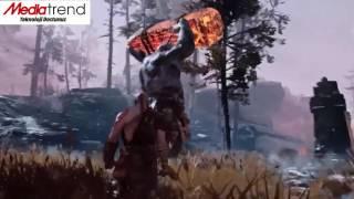 Media Trend Ekibimiz E3 2017 Fuarında God of War 4 Oyununu Yorumladı! | Media Markt