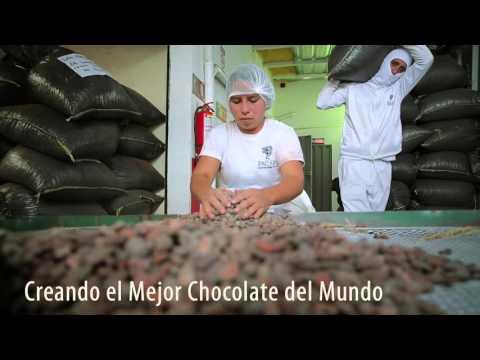 ¿Cómo se hace el mejor chocolate del mundo?