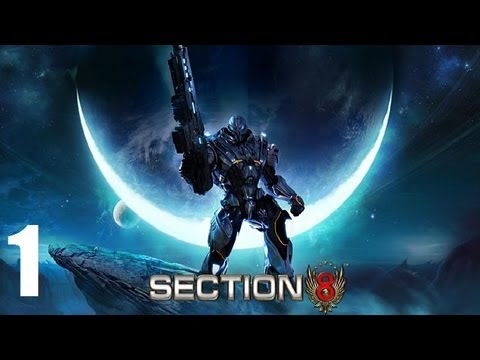 Section 8 (Single Player Campaign) - Episode 1 - First Contact