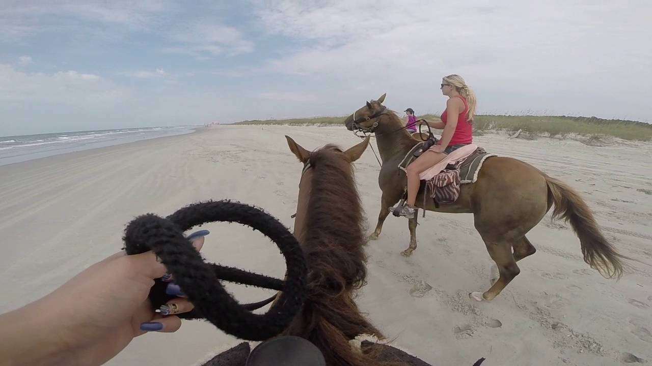 Horseback Riding Myrtle Beach