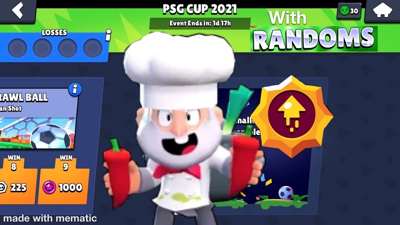 Playing Dynamike In The PSG Cup W/Randoms (9 - 0)