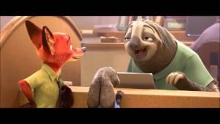Зверополис - Ленивец(ха-ха-ха)