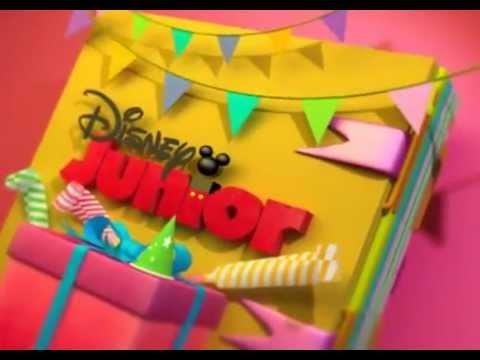 Disney Junior Asia Birthday Book - August 2012