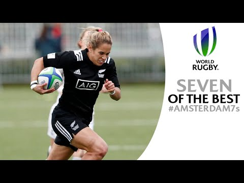 Seven top tries from Amsterdam