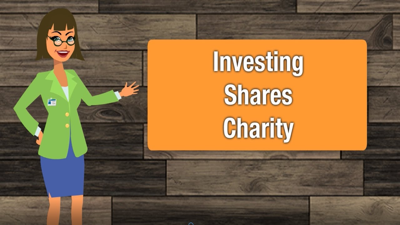 Investing, Shares and Charity | kids and money | financial education for kids