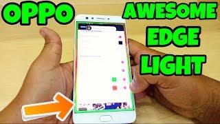 Oppo Notification Edge Light App