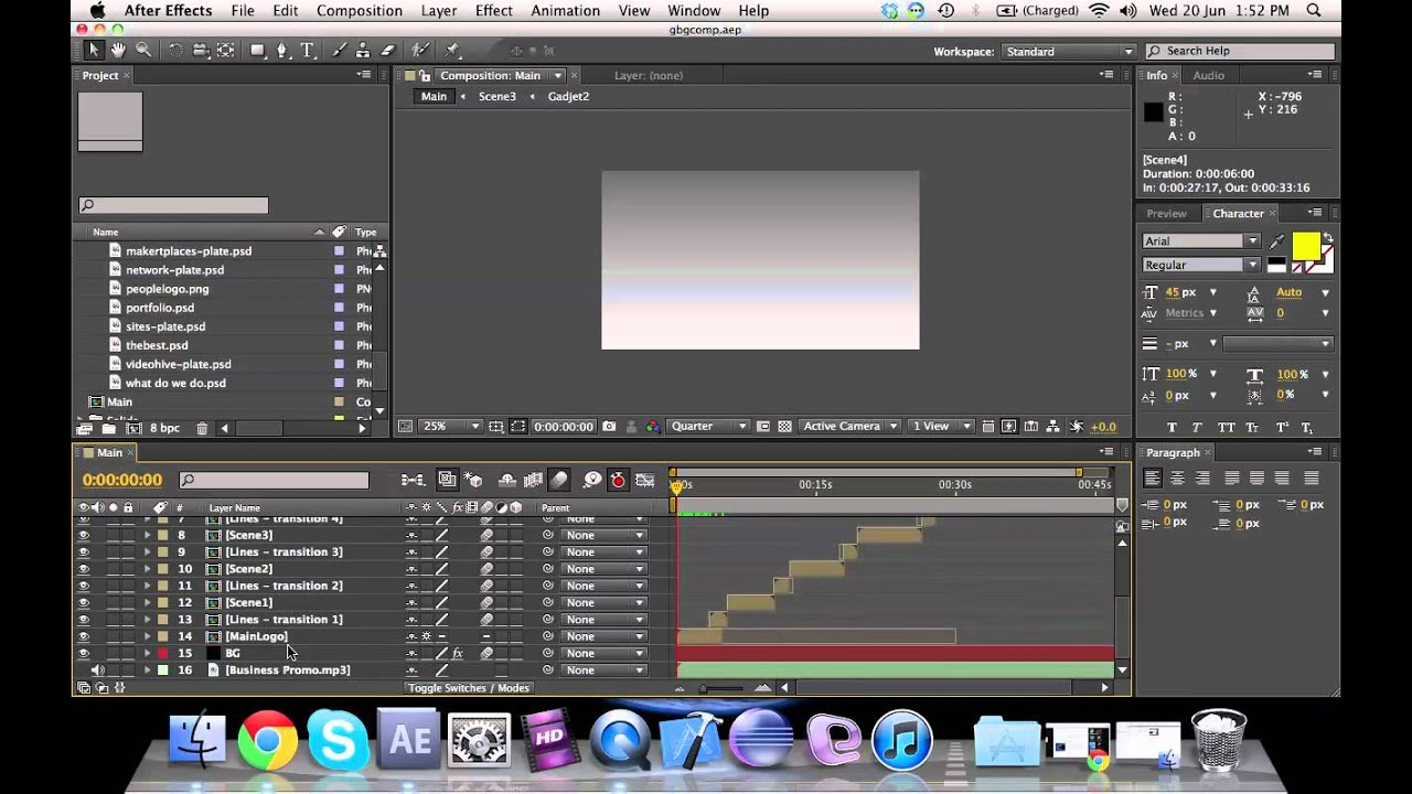 Adobe after effects tutorial: editing for beginners youtube.