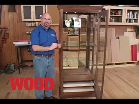 How To Make a Display / Gun Cabinet - WOOD magazine