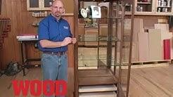 How To Make a Display / Gun Cabinet - WOOD magazine