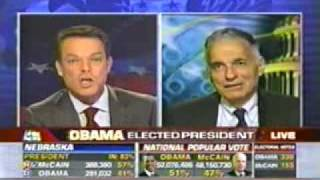 Nader: Obama can be Uncle Sam or Uncle Tom