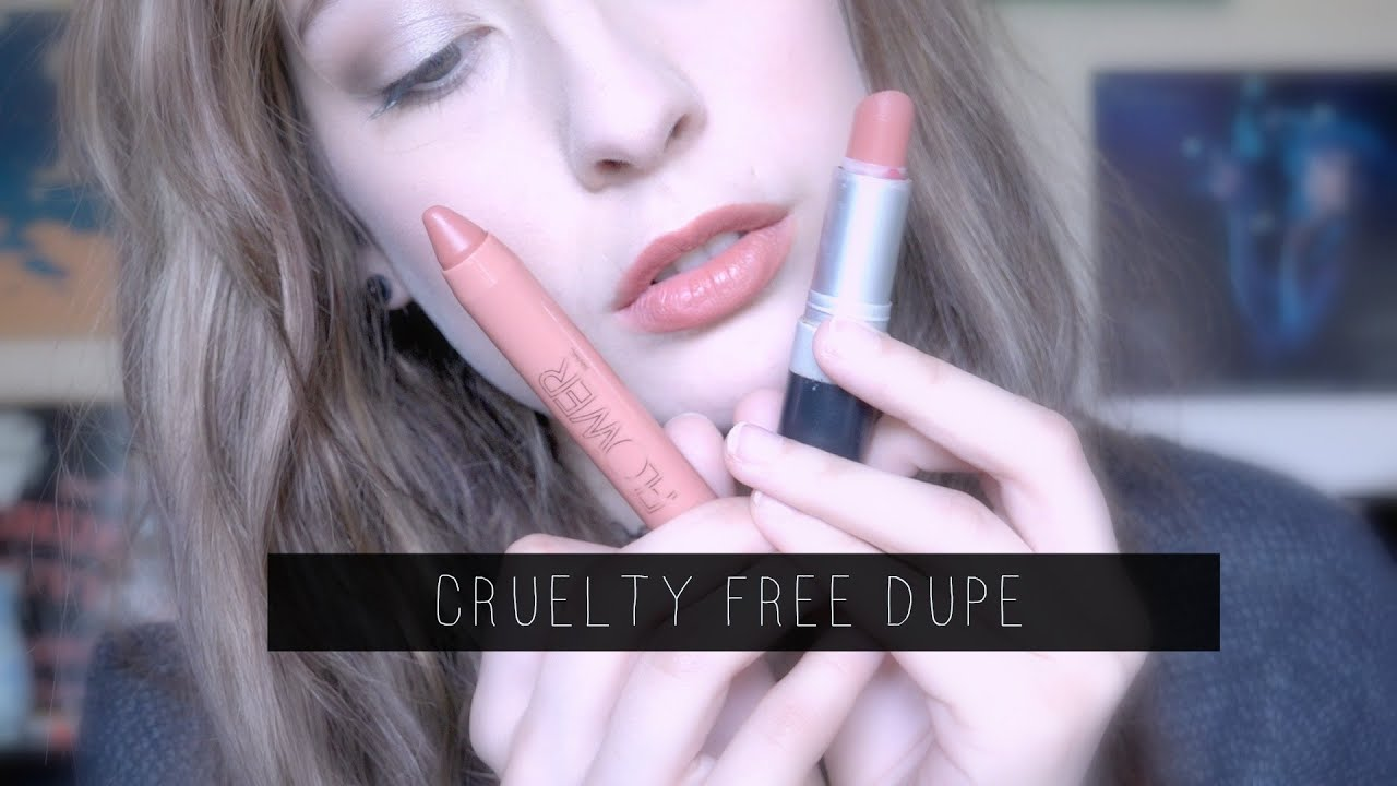Cruelty free dupe flower lip chubby mauve over vs revlon matte cruelty free dupe flower lip chubby mauve over vs revlon matte lipstick mauve it over youtube izmirmasajfo