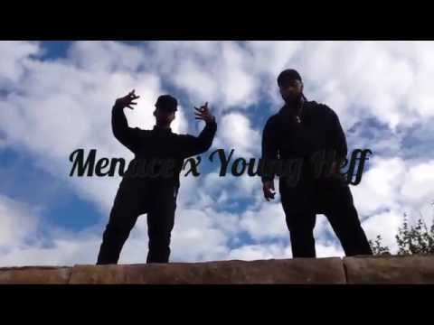 Menace x Young Heff - Squad Shit (13Visual)