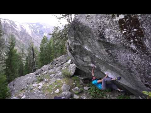 A Selection of Top Quality Boulder Problems from Leavenworth, Washington