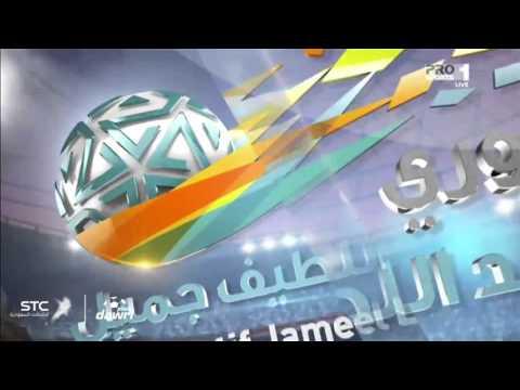 هدف الوحدة الثاني ضد الرائد في الجولة 22 من دوري عبداللطيف جميل