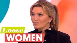 Tina Hobley Speaks About Her Life-Changing 'The Jump' Injuries | Loose Women