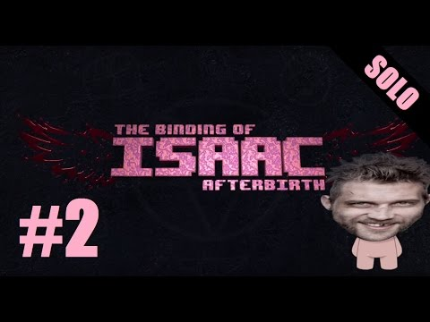 The Binding of Isaac: Afterbirth #2 - Isaac als Captain Boom